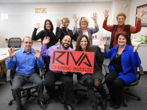 RIVA Staff and the New Master Moderators